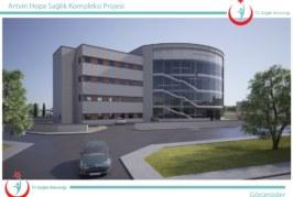 Hopa İlçesine Yeni Bir Sağlık Merkezi'nin İhalesi Yapıldı Müjdesi