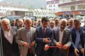 Hopa'da Yeni Bir Pide Salonu Açıldı