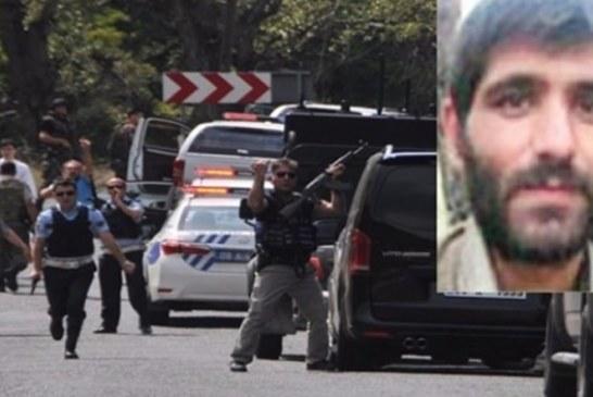 O Terörist Öldürüldü