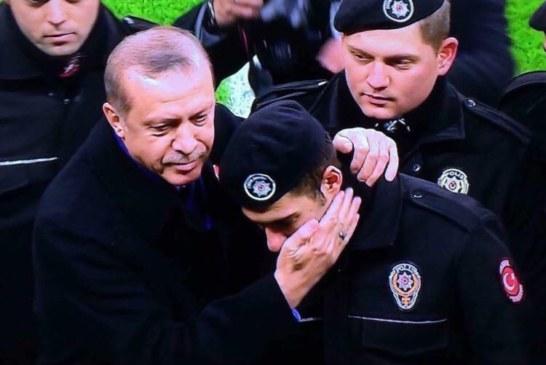İlçe Başkanımız İlyas Güven'in Türk Polis Teşkilatının 173.'cü Kuruluş yıldönümü mesajı;