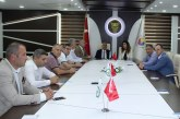 Batum Başkonsolosu Koçak'tan Hopa TSO'ya Ziyaret