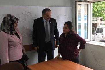 MHP Resmi Kurumları Ziyaret Etti