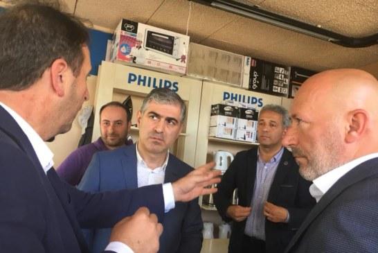 AK Parti'nin Milletvekili adaylarının Seçim Programı Arhavi'de Devam etti