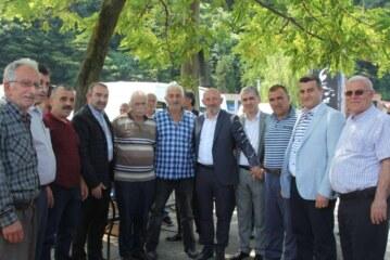 Kışla'dan AK Parti döneminde ilçe yapılan Kemalpaşa için ilginç tespit Herkes Söz Verdi Ama Kemalpaşa'yı ilçe AK Parti Yaptı