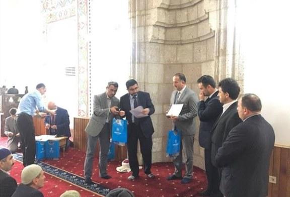 Din Görevlileri Arası Yarışmalar Yapıldı