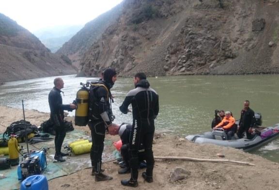 Çoruh Nehri'nde Kaybolan Kişinin Cesedine Ulaşıldı