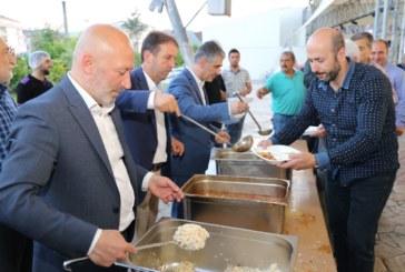 Arhavi'de Milletvekili Kışla Tarafından İftar Yemeği Verildi Arhavi'de Milletvekili Dr. İsrafil Kışla ve Arhavi Belediyesi Tarafından İftar Yemeği Organize Edildi