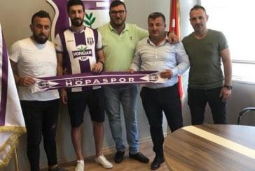 Hopaspor Transfer Sezonuna Hızlı Başladı
