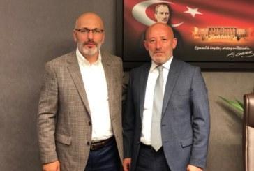 AK Partili Başkanlar Vekillerini Ziyaret Ettiler