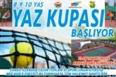 Arhavi'de 8 – 9 – 10 Yaş Yaz Kupası Başlıyor