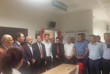 Hopa Devlet Hastanesi'ne İşitme Testi Ünitesi