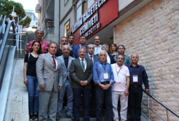 KGF BAŞKANLAR KURULU TOPLANTISI ARTVİN'DE YAPILDI
