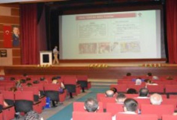 4006 TÜBİTAK Bilim Fuarları Destekleme Programı Bilgilendirme Toplantısı Yapıldı