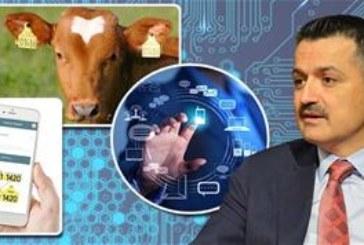 Hayvansal Gıdaya Teknolojik Takip