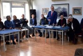 CHP Artvin Belediye Başkan Adayı Demirhan Elçin Başkentte Artvinlilerle Buluştu