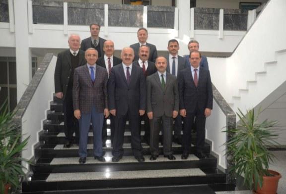 Doğu Karadeniz Bölgesi Rektörleri KTÜ'de Toplandı