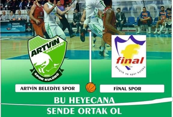 Artvin Boğalarının Rakibi Final Spor