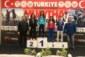 Melike,  AÇÜ'ye Altın Madalya Kazandırdı Melike Bozer, Muaythai'de  Artvin Çoruh Üniversitesi'ne  Altın Madalya Kazandırdı