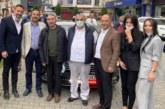 DR. İSRAFİL KIŞLA ARHAVİ'DE